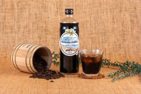 アイスコーヒー(瓶600ml)